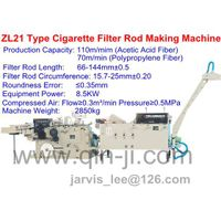 ZL21 Type Cigarette Filter Rod Making Machine