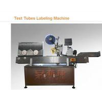 Test Tubes Labeling Machine