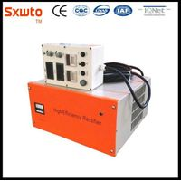 IGBT anodizing high frequency pulse rectifier