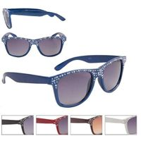 wedding wayfarer sunglasses from zl eyewear factory