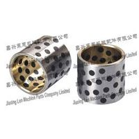 Casting bronze steel bushings LM051