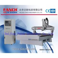 Curved Wood Four Axis Rotary Spindle Engraving Machine[FC-C48] thumbnail image