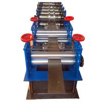 Shape Machine Type C/Z/U Light Steel Keel Galvanized Steel C Type Light Steel Keel Roll Forming Mach thumbnail image