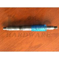 Transmission worm propeller shaft