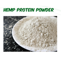 Hemp protein powder 50% 60% 65% 70%