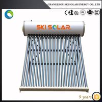 non pressure compact solar water heater thumbnail image