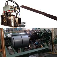 Automatic TIG Welding Steel Strapping Machinery For Cold Rolled Coil Bundling