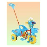 children tricycles with spaceship head with lights thumbnail image