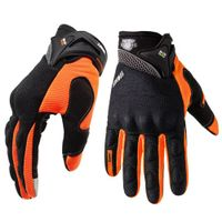 Hard knuckle motorcycle gloves(044) thumbnail image