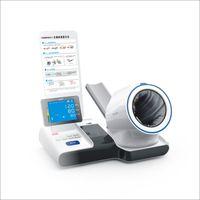 Arm Blood Pressure Monitor Medical Equipment Apparatus for Measuring Pressure LCD Monitor Heart Beat thumbnail image