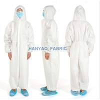 Disposable Safety Protection Coveralls thumbnail image