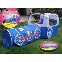 KID'S PLAY TENT / TRAIN TENT/CHILDERN'S PARK/POP UP TENTIN BEST PRICE