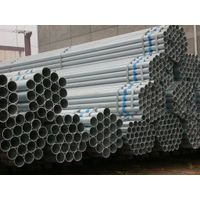 different size of galvanized iron pipe
