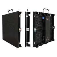 Kingview Indoor Outdoor HD Rental Event Stage Curved LED Displays Screens Cabinets P8/10