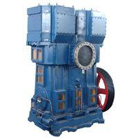 Oil-Free Vertical Vacuum Pump WLW1200B, WLW2400