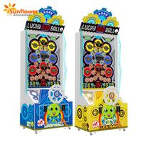 Coin Operated Lucky Ball Arcade Ticket Redemption Game Machine Original Factory Price