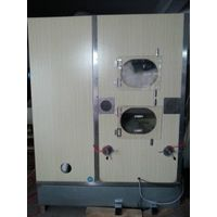 Rapid feather and down clothes filling machine