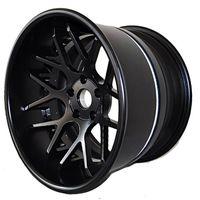 4 5 8 hole 15x7 inch VIA/JWL certificated 100/114.3 alloy wheel rim/car wheel