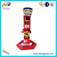 Ultimate big punch 3,hot Boxing vending machine boxer machine