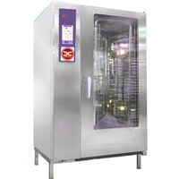 Combi electric steam oven