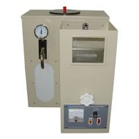 SYD-6536 Petroleum Products Distillation Tester (Front type)