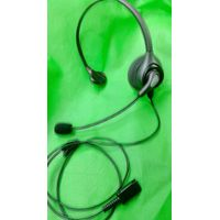 Professional headset for Call Center Telephone Operator RJ9 RJ11 Contact Center Headset