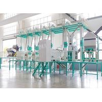 40T/D Combined Rice Mill for Sale