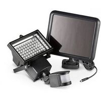 NEW Solar infrared induction lamp led flood light