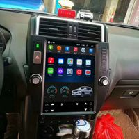 Vertical Screen 12.1 Inch Android Car Multimedia Navigation For Toyota Prado 2010-2013 thumbnail image