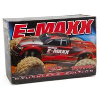 Traxxas 39087-1 E-Maxx Brushless Waterproof MXL-6s RTR 4WD Monster Truck thumbnail image
