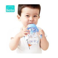 BPA Free Tritan Traning Straw Cup for Babies