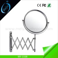 hanging pocket mirror factory, wall mounted bathroom makeup mirror thumbnail image
