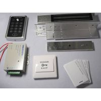 rfid access control system kits for single door control and time attendance thumbnail image