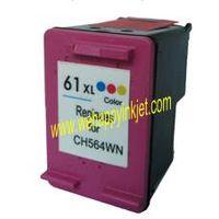 HP61xl,CH564W remanufactured ink cartridge