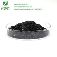 6x12 Coconut shell based activated carbon for gold processing