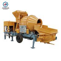 Concrete Pump with Mixer