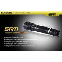 SUNCORE SR11 Flashlight 650 lumen, tactical