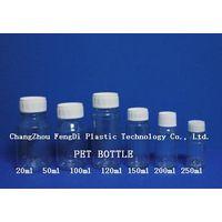 200ml PET plastic bottles thumbnail image