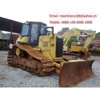 Used bulldozer CAT D4H dozer thumbnail image