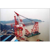 floating crane barge 100t to 5000t cheap price