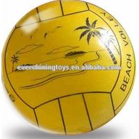 pvc volleyball toy/baby toy/kids toy