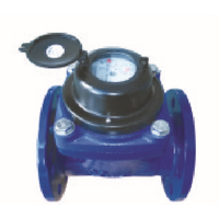 Removable Honrizontal woltman water meter