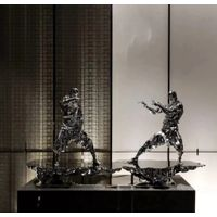 Chinese Kung Fu Human Sculpture thumbnail image