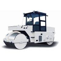 8 ton double drum static road roller 2Y8X10B thumbnail image