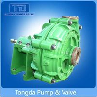 Small Abrasion-Proof /Anti-Corrosive Ceramic Slurry Pump