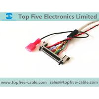 FI-RE51HL UL20276 LVDS CABLE FOR INDUSTRIAL PC