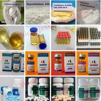 Supply Steroids Testosterone Cypionate/Test Cyp Raw Materials Powder CAS 58-20-8 99% Purity-Jessee thumbnail image