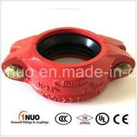 Big Manufacturer ForFM/UL/CE Approved Cast Iron Rigid coupling