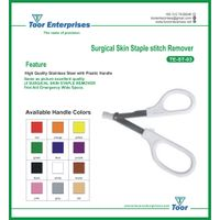 surgical skin stitch Staple Remover