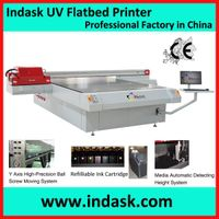 Indask large format roll to roll uv printing machine R5200 thumbnail image